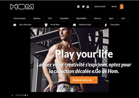 HOM im Triumph Online Shop